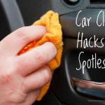 Car Cleaning Hacks for a Spotless Ride