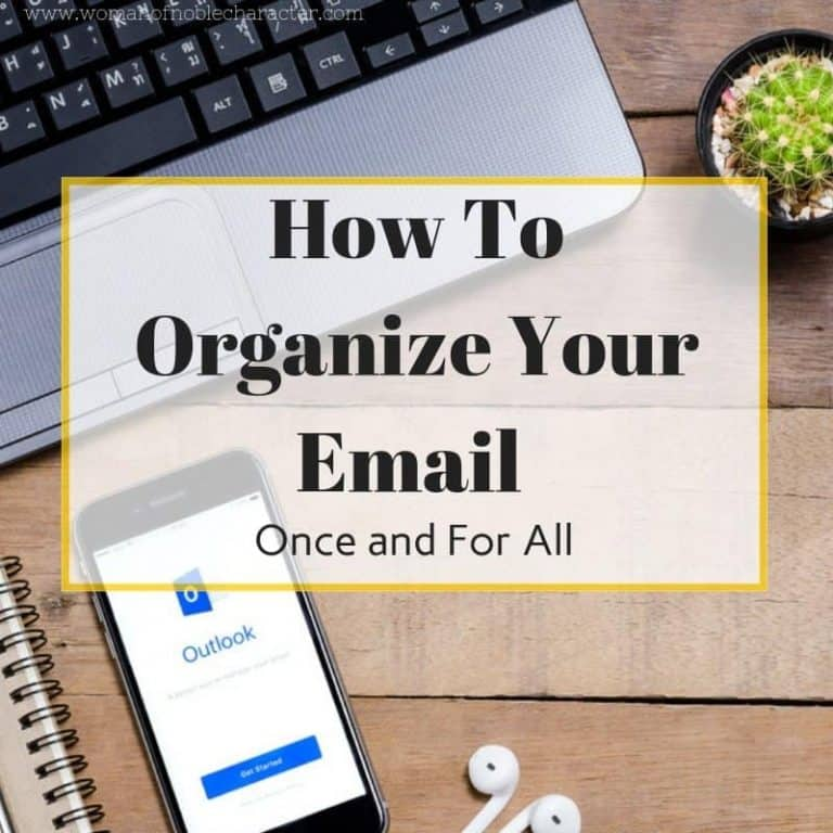 Two Easy Approaches for Organizing Your Emails