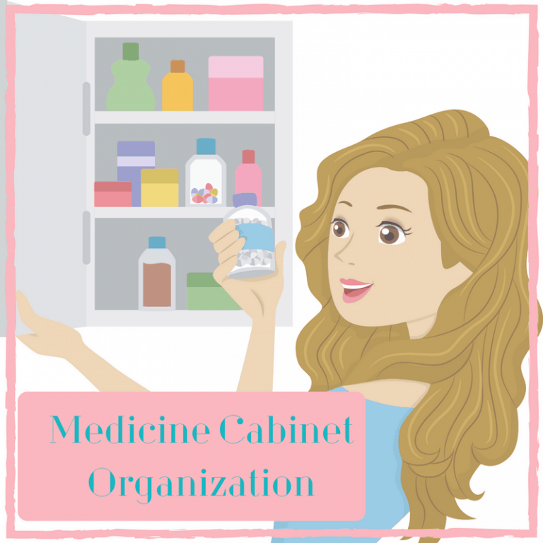 The Easy Step-by-Step Method for Medicine Cabinet Organization