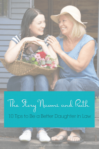 10 Tips to Be a Better Daughter in Law