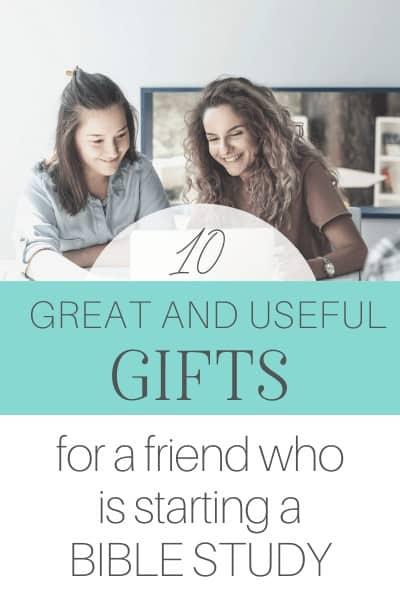 10 Great Gifts For Bible Study for the Special Christians in Your Life