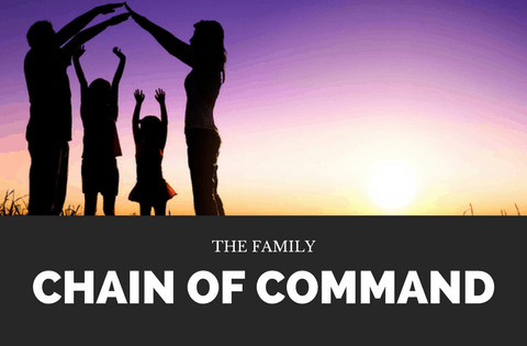 family chain of command