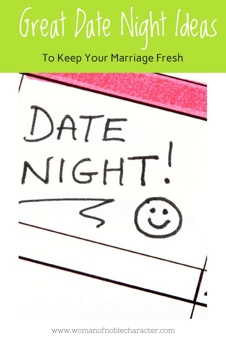 Great Date Night Ideas