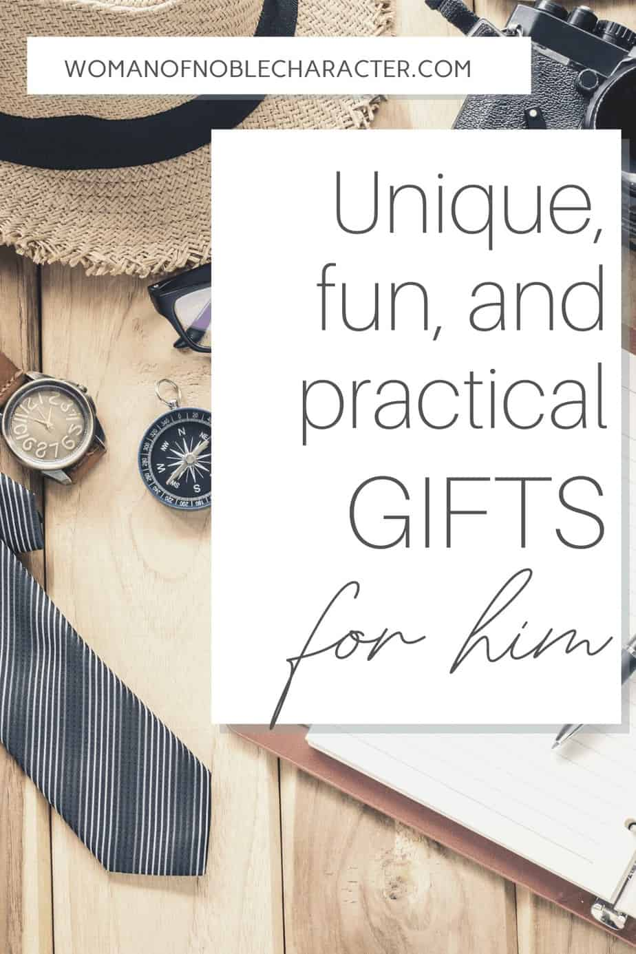 Get the best gift ideas for your significant other. Your husband will be thrilled with these presents!