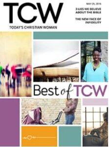 todays christian woman; Christian magazines for women