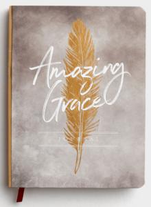 Amazing grace journal; writing scripture