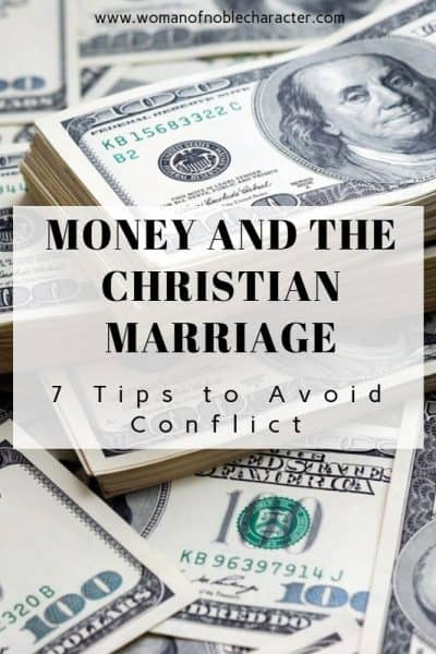 Money and the Christian Marriage_ 7 Tips to Avoid Conflict 4