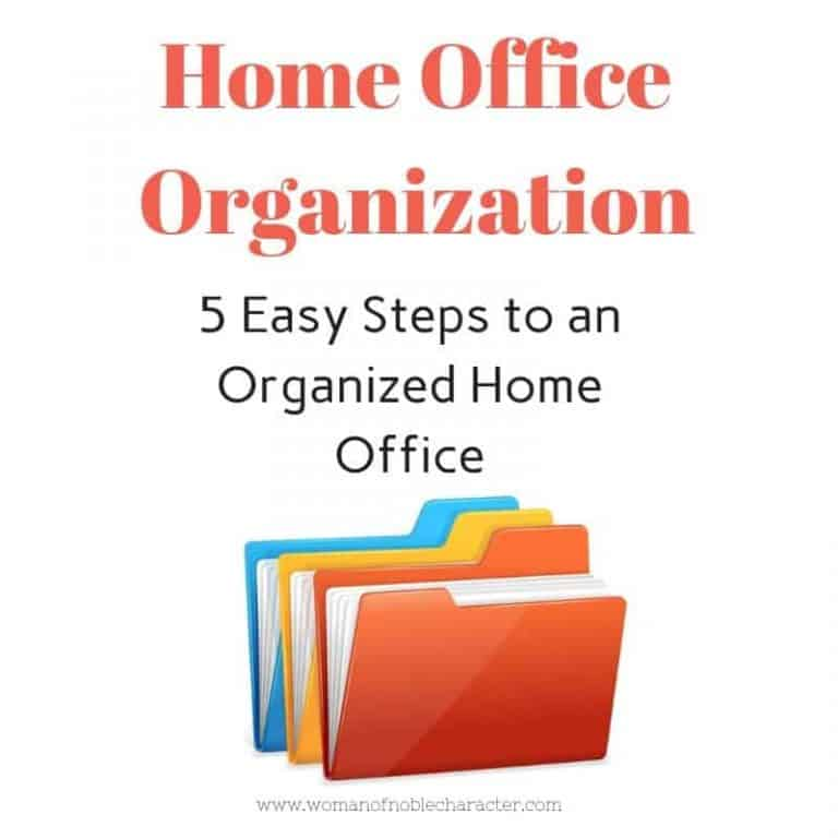 How To Set Up an Effective Home Office Filing System