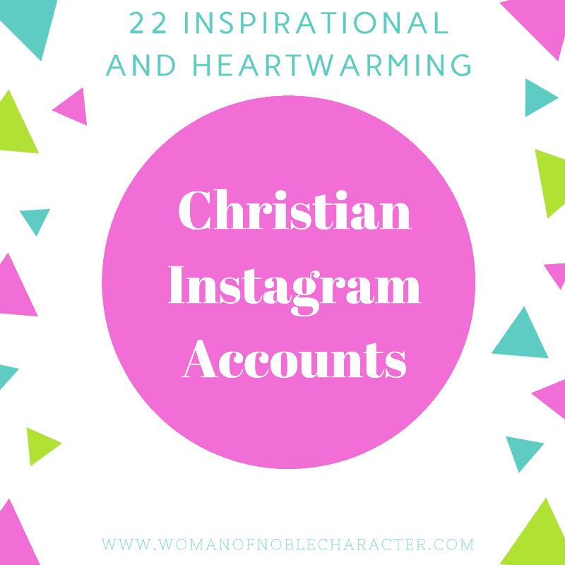 Christian Instagram Accounts