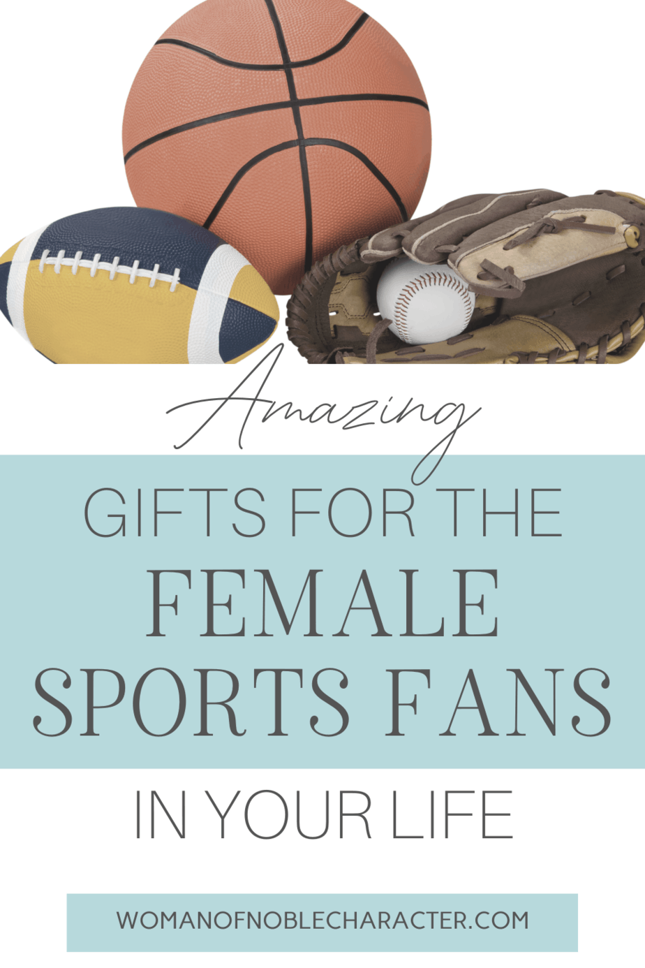 Find the best kinds of gifts for the female sports fan in your life. Whether it be jerseys, mugs, or hats, you'll find great ideas for the sports enthusiast in your life.