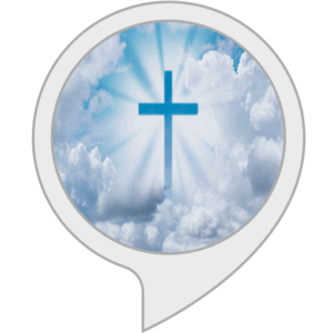 Morning Bible inspiration logo; Alexa skills for Christians