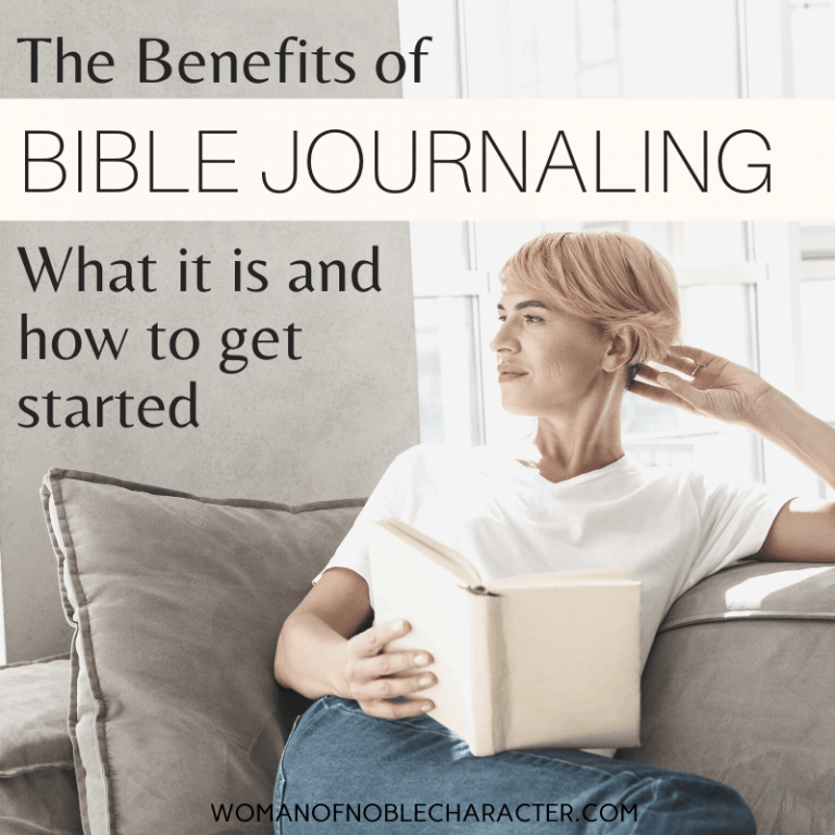 Bible Journaling: What It Is, How To Start And The Benefits Of