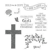 Hold on to Hope Stamp Set