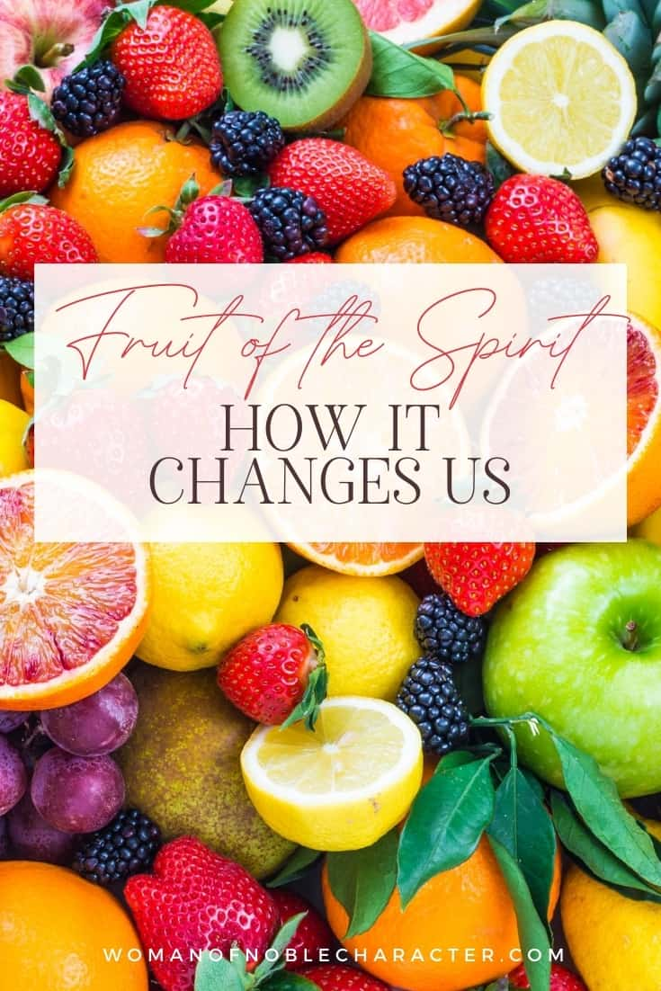 An image of a bunch of fruit with an overlay of text that says,