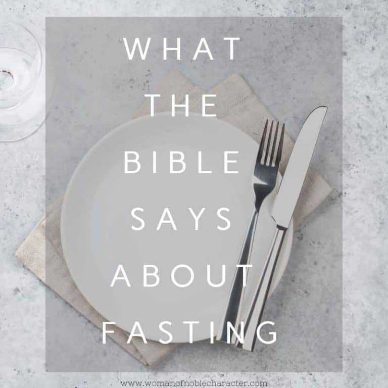 What You Should Know About Fasting in the Bible