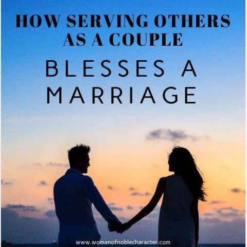 How Serving Others As A Couple Blesses A Marriage 4