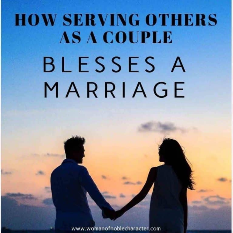 How Serving Others As A Couple Blesses A Marriage