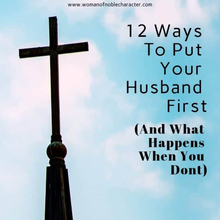 12 Ways To Put Your Husband First (And What Happens When You Don't)