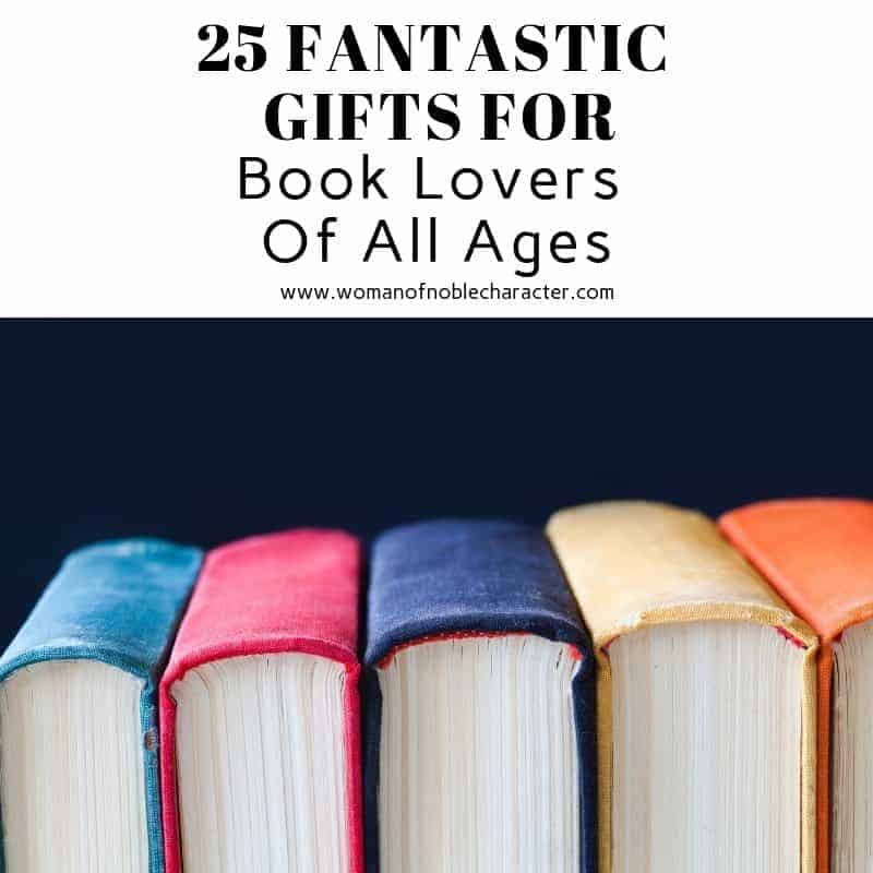 25 Fantastic Gifts For Book Lovers Of All Ages 5