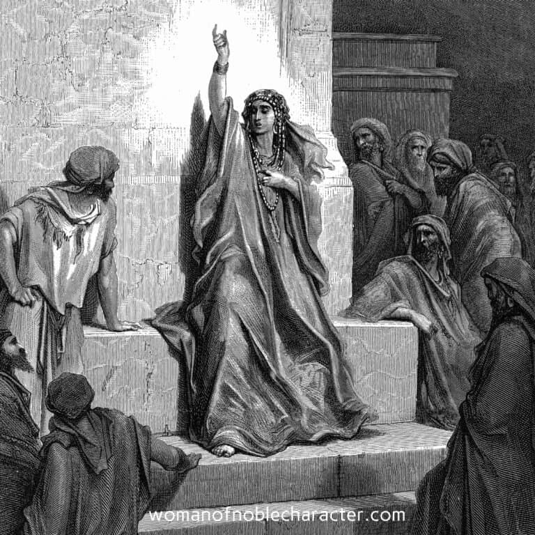Deborah in the Bible: What We Can Learn from Her About Courage And Faith