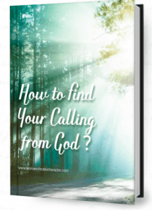 Trees with How to Find Your Calling From God