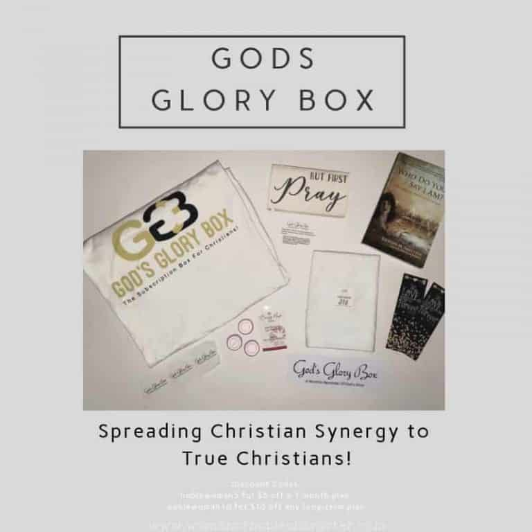 God's Glory Box Review