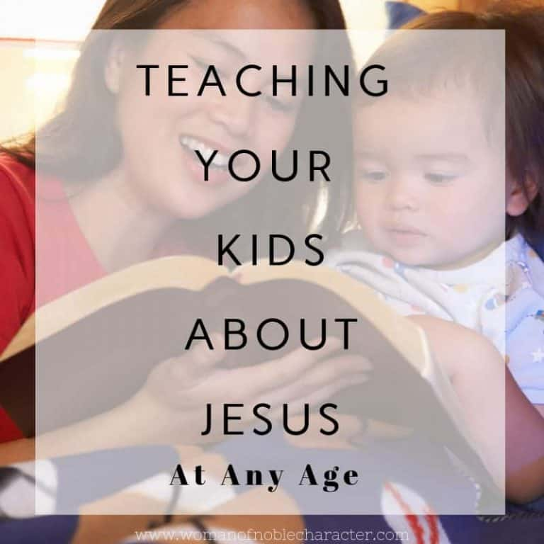 Practical Ways To Teach Your Children About God At Every Age