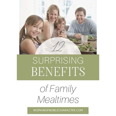 12 Surprising Benefits Of Family Mealtimes