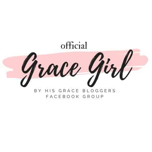 By His Grace Bloggers Group Logo