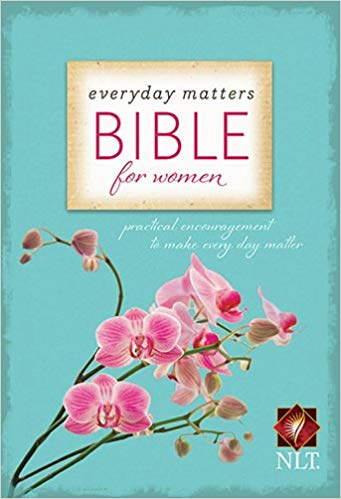 Everyday Matters Bible for Women: New Living Translation