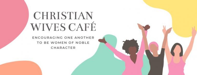 Christian Wives Cafe Facebook Cover - Home and Family