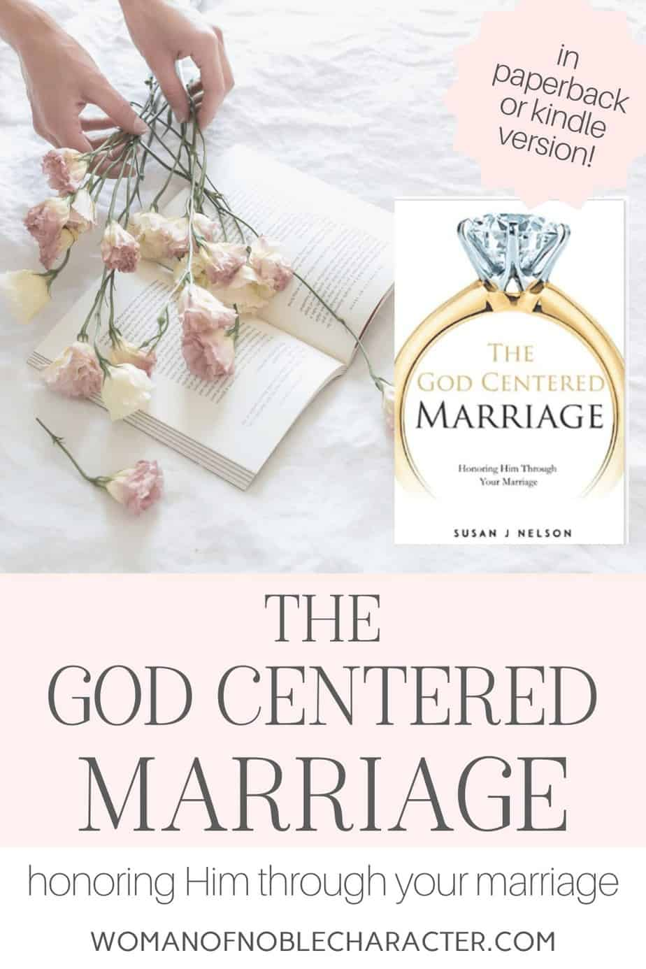 Get the ultimate book about how to honor God within your marriage and to cultivate your relationship for a lifetime.