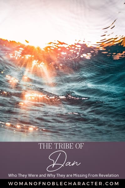 The Tribe of Dan: Who They Were and Why They are Missing From Revelation