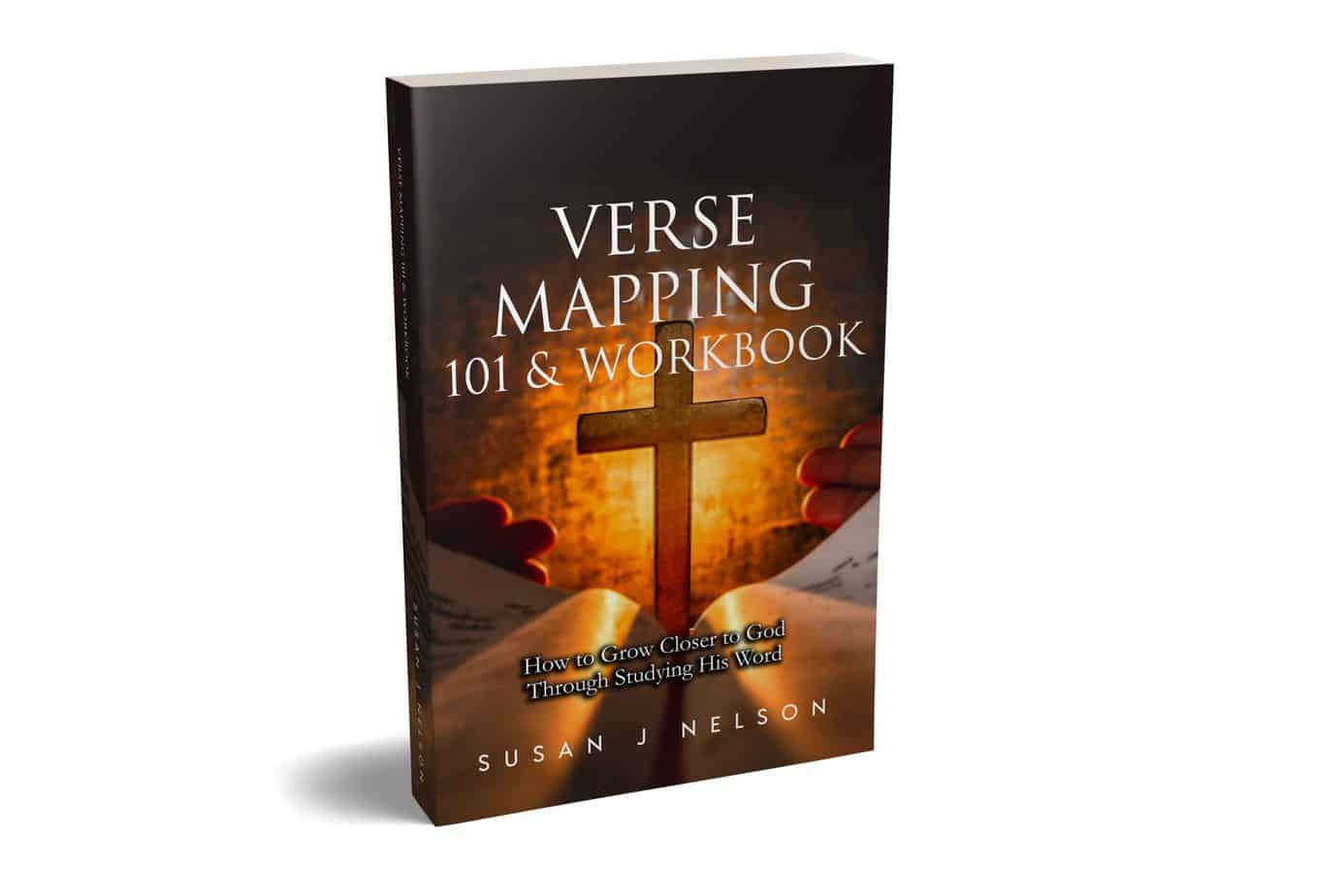 Verse mapping book cover