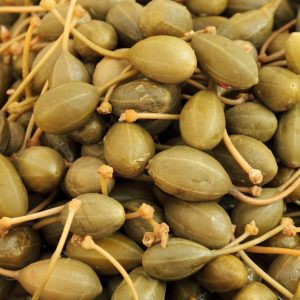 caper berries, spices in the Bible