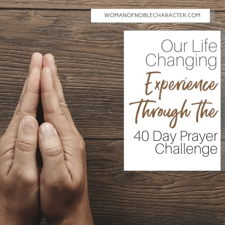 Our Life Changing Experience Through The 40 Day Prayer Challenge, Mark Batterson