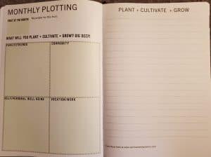Spiritual Seeds Christian Planner