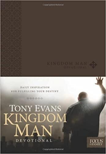 Kingdom man men's devotional