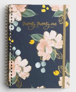 Studio 71 Floral Dayspring planner