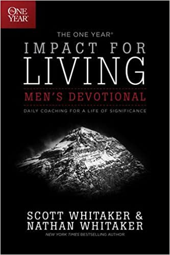 The One Year Impact for Living Men's Devotional