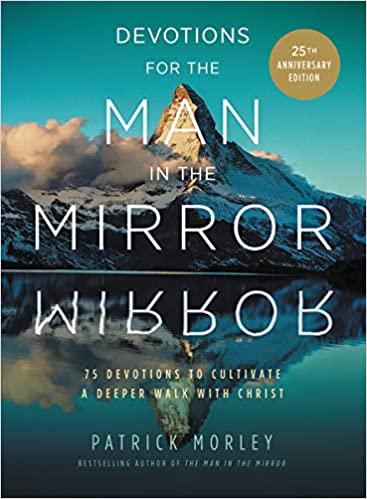 Man in the Mirror Men's devotional