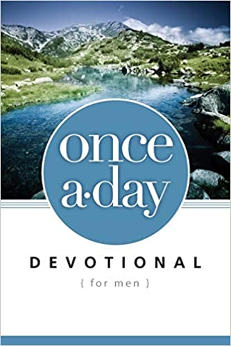 once a day devotion for men