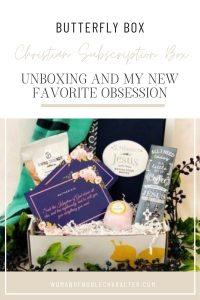Butterfly Box Christian Subscription Box_ Unboxing and my New Favorite Obsession