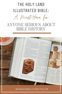 An image of a bible with the title,