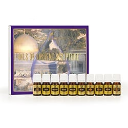 biblical oils collection Young Living