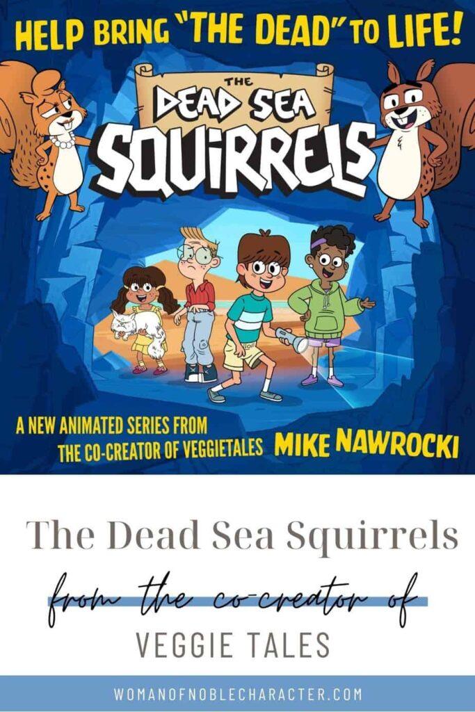dead sea squirrels animated squirrels kickstarter campaign pin