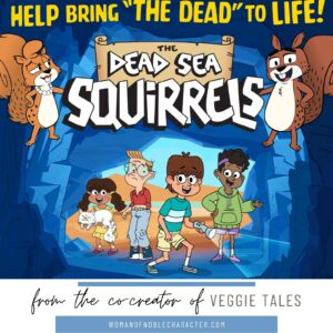 Dead sea squirrels animated film promo