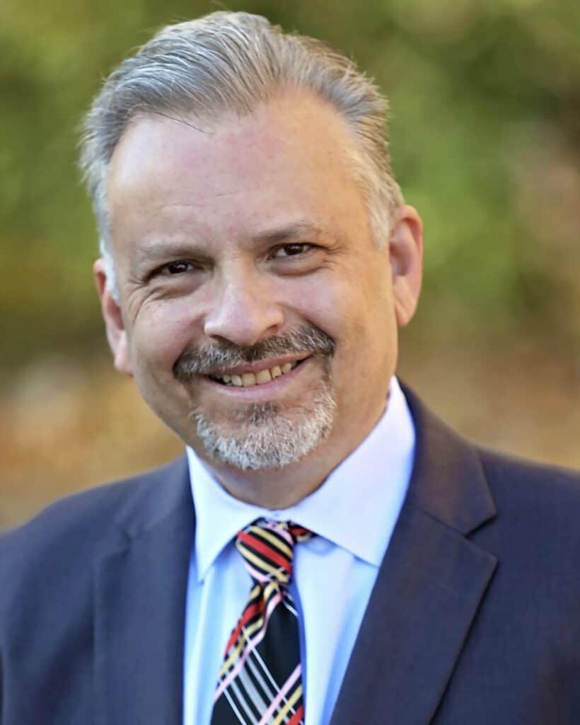 Christian sci-fi author, Jason Karpf