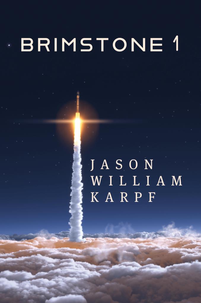 Christian sci-fi book Brimstone 1
