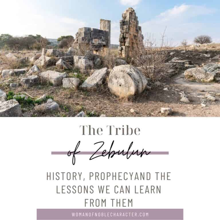 The Tribe of Zebulun: History, Prophecy and What We Can Learn From the Little-Known Tribe
